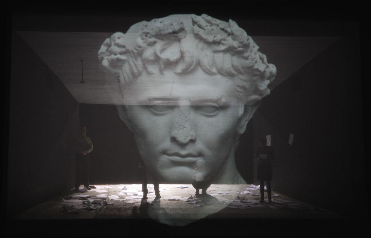 """Ausstellungseröffnung """"Imperium. Konflikt. Mythos."""""""