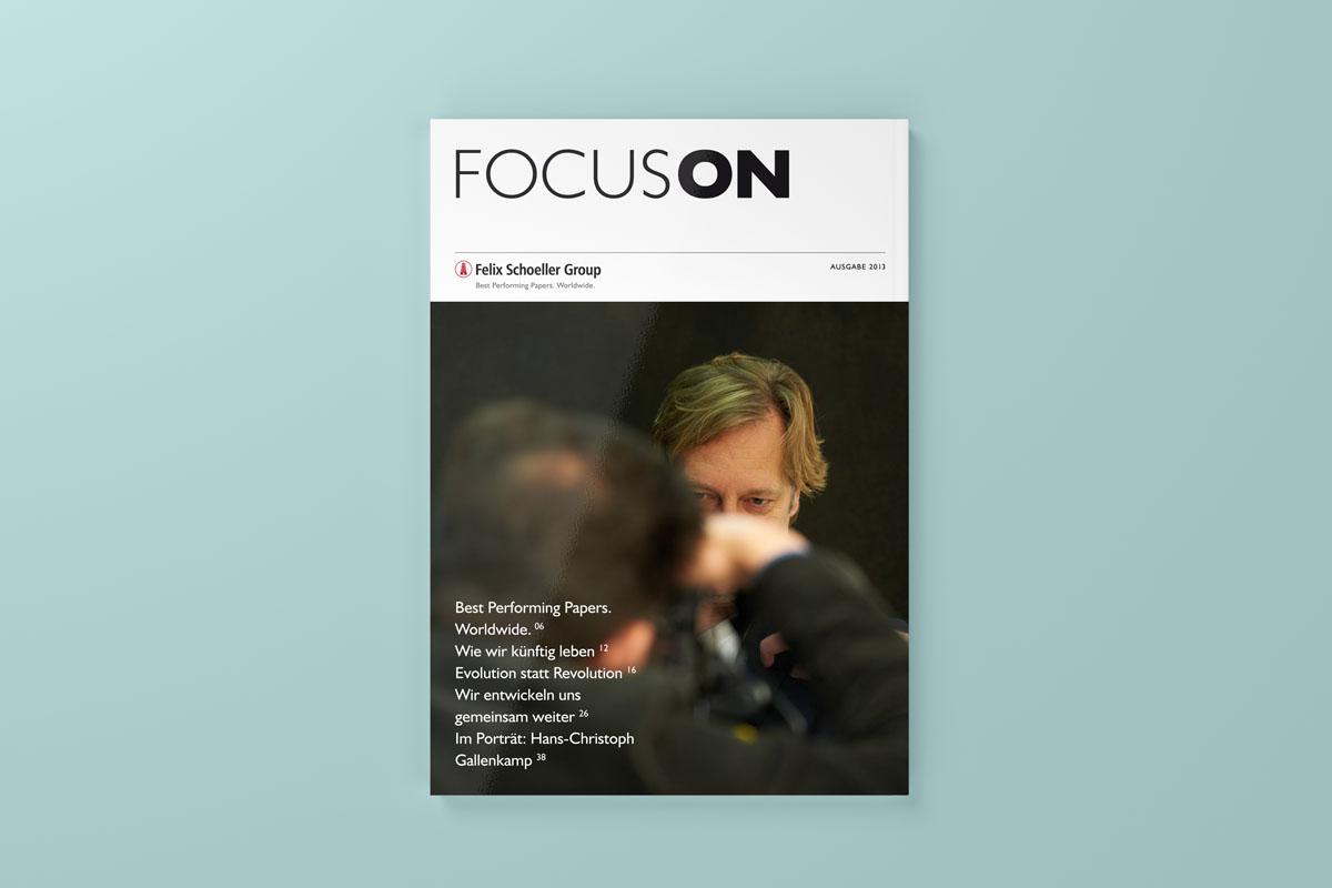 Focus On-Magazin 2013 + 2014